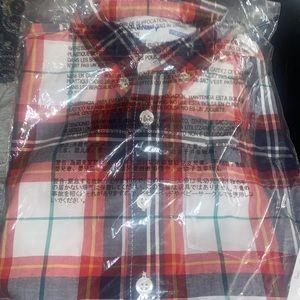 Built-In Flex Poplin Pocket Shirt for Boys